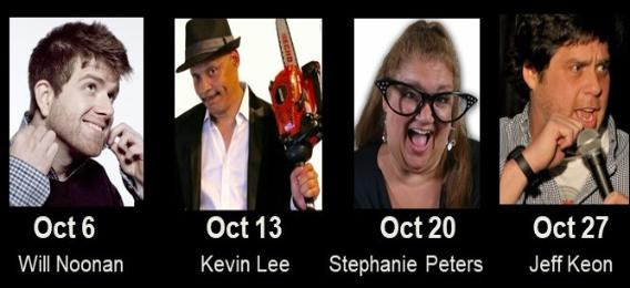 Comedy shows in nh